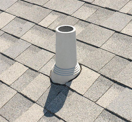 Roof Lead Boot Amp Correctly Installed Pipe Boot